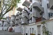 The Unique Building Structure