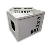 CATBox & CatBuffet Feed Me!