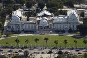 Haitian National Palace