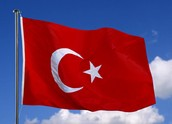 This is Turkey's flag