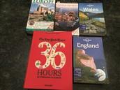 Europe Travel Books