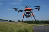 Can a Drone fly in wind if so how much?