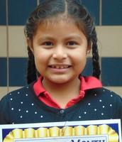 Jaqueline Hernandez - Second Grade