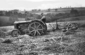 Farming in earlier years