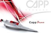 Capp Bravo single Channel Pipette