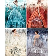 The Selection Series Kiera Cass