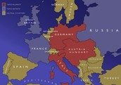 1914 -  Alliances Come Together