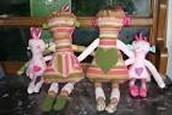 Les poupées d'amour de Ariane Gouault