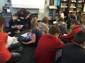 Sharing theories in Readers' Workshop