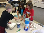 Making Salt Dough