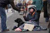 Do you think homelessness is a choice or a crime?