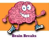 PD Challenge for October: Brain Breaks