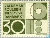 Le Valdemar Poulsen timbre