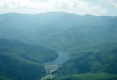 Appalachian highlands