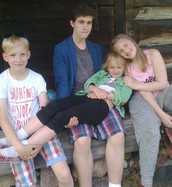 Fantastische Familienmensch!