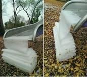 Slide Snow