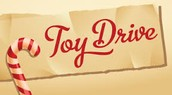 Please send in new unwrapped toys by 12/16