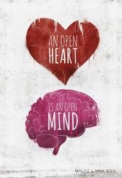 Keep An Open Mind and An Open Heart