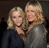 Reese Witherspoon & Jennifer Anniston