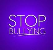 "Don""t bully."