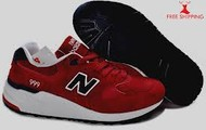 Red New Balance Day Tripper