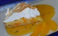 Kumquat pie