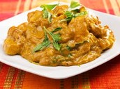 Coconut in Curry