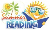 Summer Reading Information to be sent out this week!