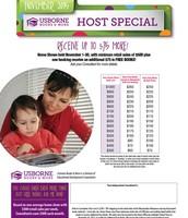 November Host Special
