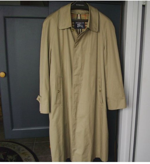 BURBERRY CLASSIC RAINCOAT 40 REG | Smore