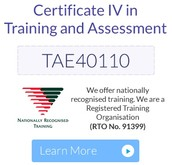 Face to face - Cert IV in TAE40110 Course