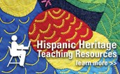 Hispanic American Heritage Month Sept 15-Oct 15!