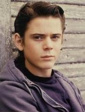 Ponyboy as the main character