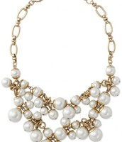 Daphne pearl necklace- original price $98, sale price $45