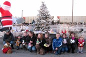 4-H in Parade of Lights
