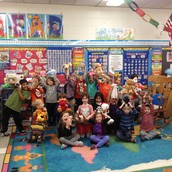 We Filled Our Fifth Class Bucket! Favorite Stuffed Animal Day!