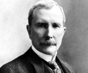 John D. Rockefeller becomes rich off oil! but how? and why?