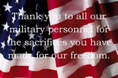 Veteran's Day Event & Governmental Relations Day