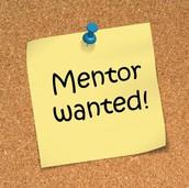 Be a Mentor or Volunteer!