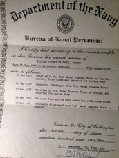 Navy Records