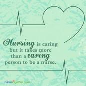 Nurses vs Caring