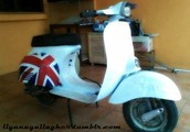 About the Vespa