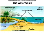 Science ~ Watery Earth