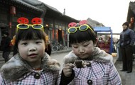 Twins in China