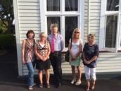 PTA visit Carruth
