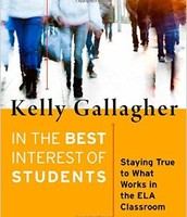 Kelly Gallagher's In The Best Interest of Students