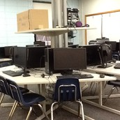 Full computer lab