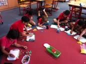 Math: Building an Area Model