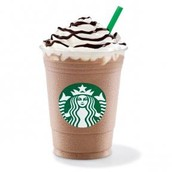 One of the Amazing beverages in Starbucks