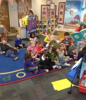 Mrs. Mann's Kindergarten Class